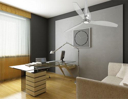 El ventilador de techo Eterfan